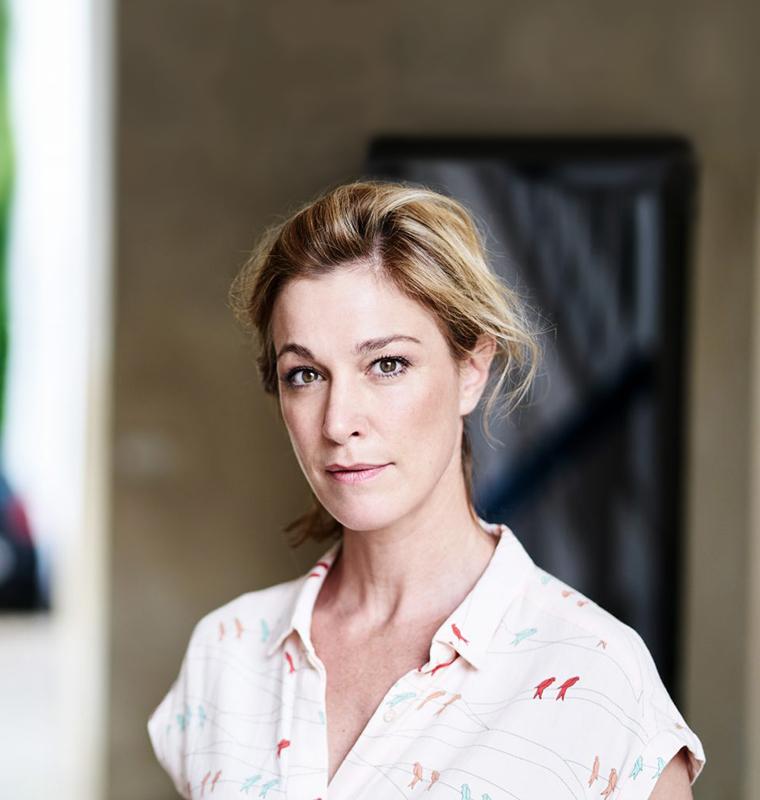 Julia Stinshoff Coaching Schauspielerin in Berlin