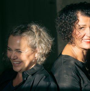 Aneke Wehberg-Herrmann & Sohila Barfi