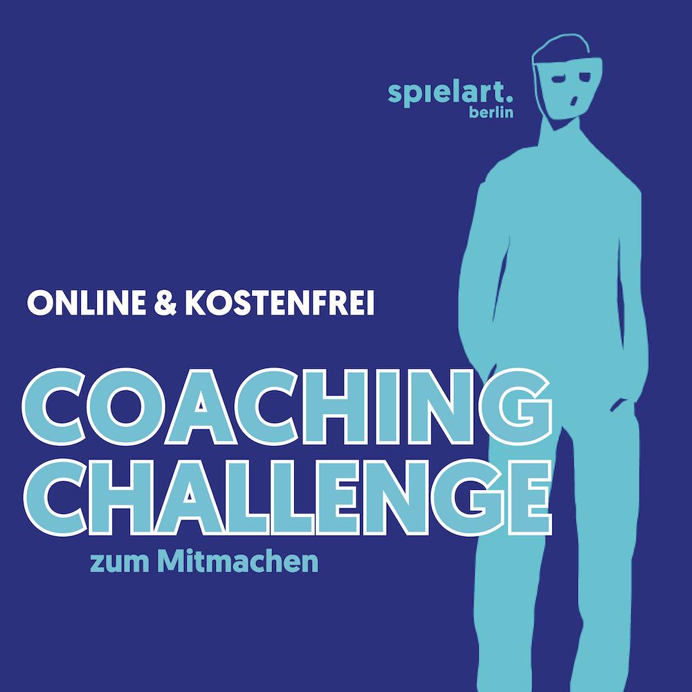 Coaching Challenge - spielart.berlin