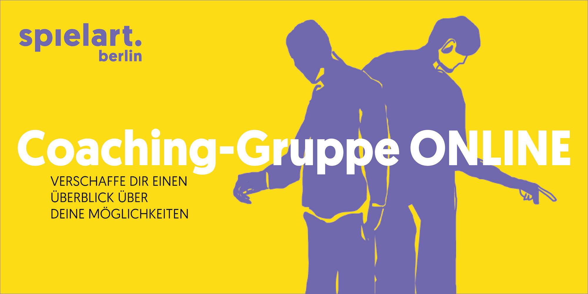 spielart.berlin Coaching Gruppe